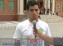 Rodrigo Lopes - ponente del foro