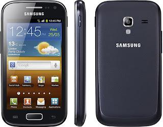 Samsung Galaxy Ace 2 ominaisuudet
