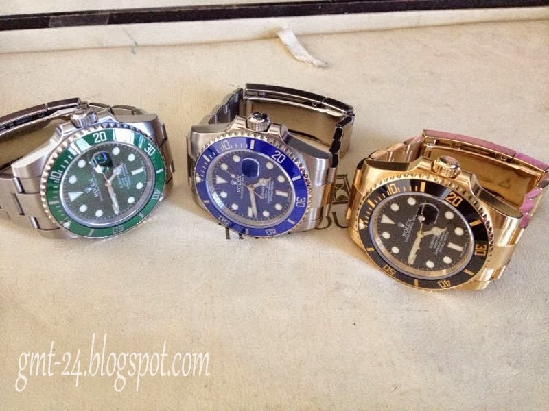 Its a submariner family