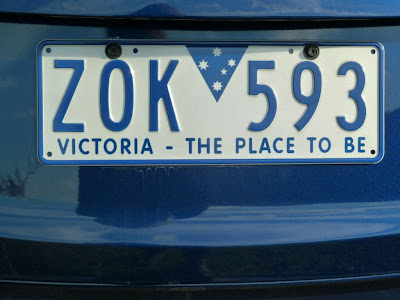 Victoria, the place to be!