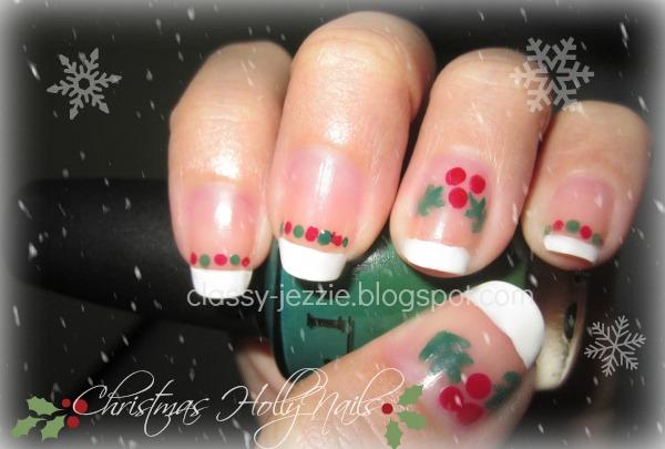 Welcome To Classy Jezzie Zone Notw Christmas 2012 Christmas Holly