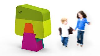mobiliari Foam Tek kids furniture