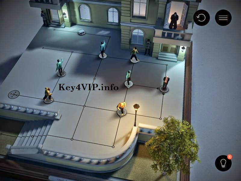 Hitman GO v1.6.19024 For Android,Games bắn tỉa rất hay cho Android