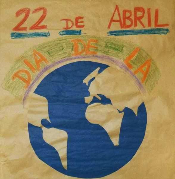 22 abril - Día Internacional de la Madre Tierra