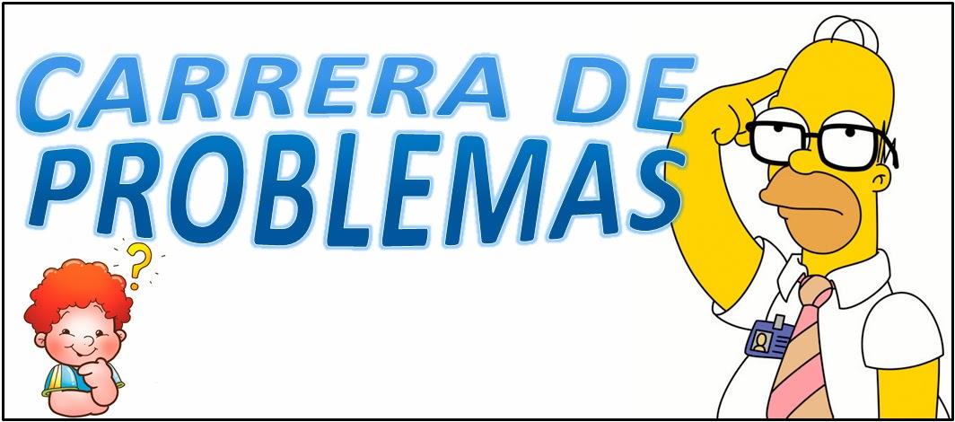 CARRERA DE PROBLEMAS