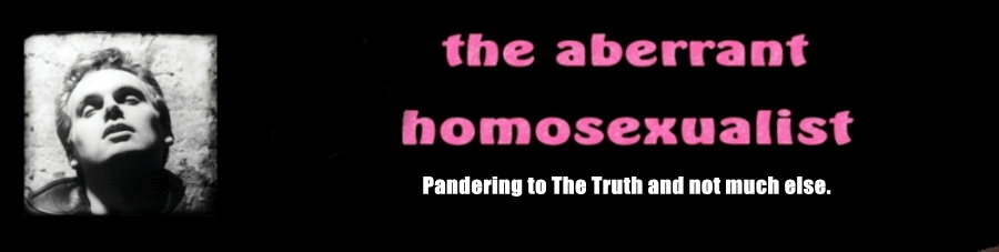 The Aberrant Homosexualist