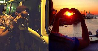 Rama e Jonas foto Ibiza