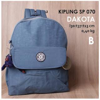 grosir tas bee bagshop jual online tas ransel kipling kw murah model terbaru - dakota sp 070