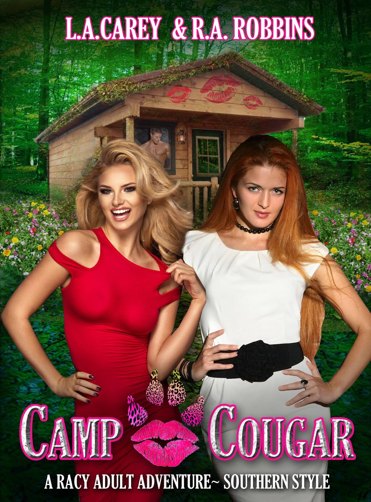 Needless To Say Our Authors Continue To Collaborate On A Daily Basis From  Their Homes With Building A Brand For Camp Cougar Along With A Sequel