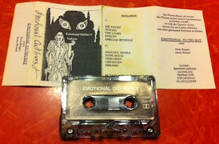 Emotional Outburst - Verloren K7 (1992, Self-Released)