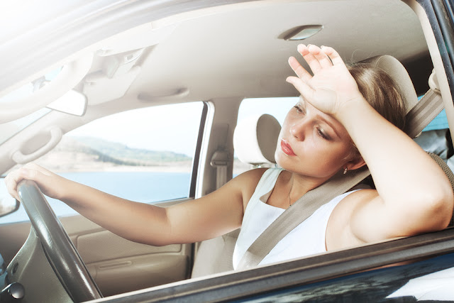 Why Drowsy Driving Is Just As Bad For Young Adults As Drunk Driving