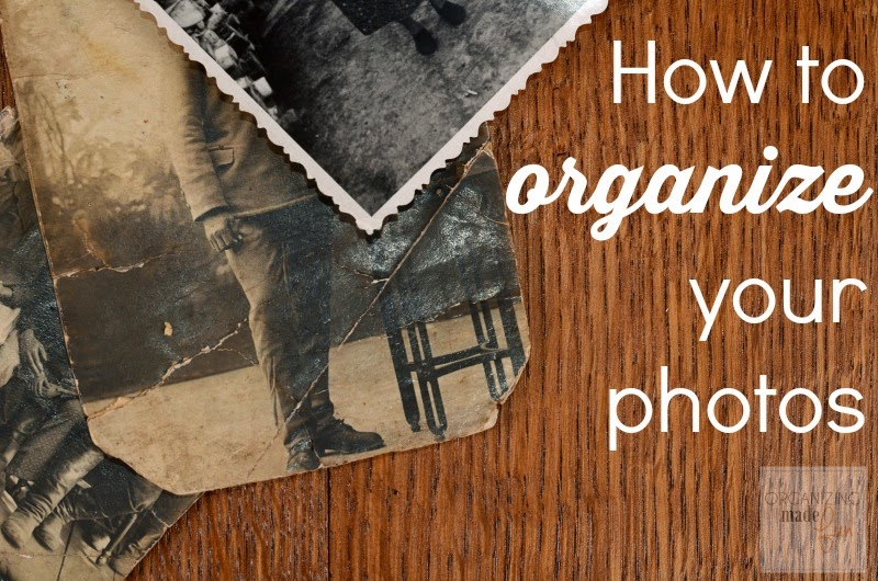 How to Organize Your Photos :: OrganizingMadeFun.com
