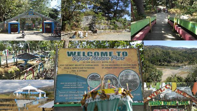 tayabo nature park - tourist sites