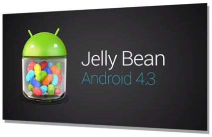 Android 4.3 Jelly Bean update features stats