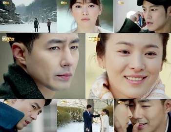 Drama Korea 2013 'That Winter, The Wind Blows' - BUKU SINOPSIS ~ DRAMA