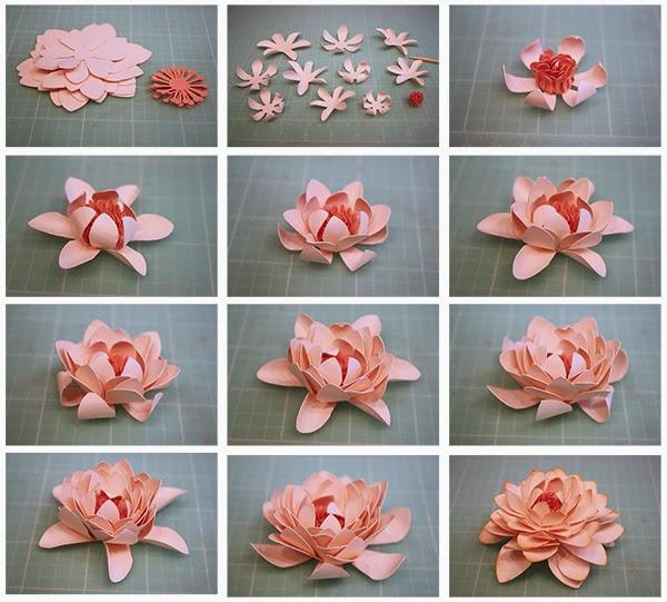 3d flower paper selol ink 3d flower paper mightylinksfo