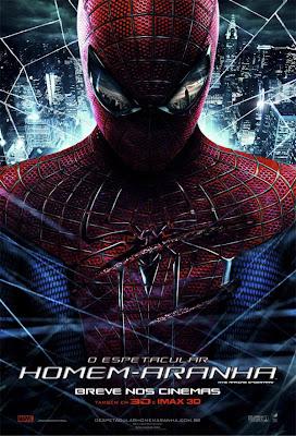 O Espetacular Homem Aranha   TS AVI + RMVB Legendado