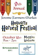 Hogwarts Harvest Festival