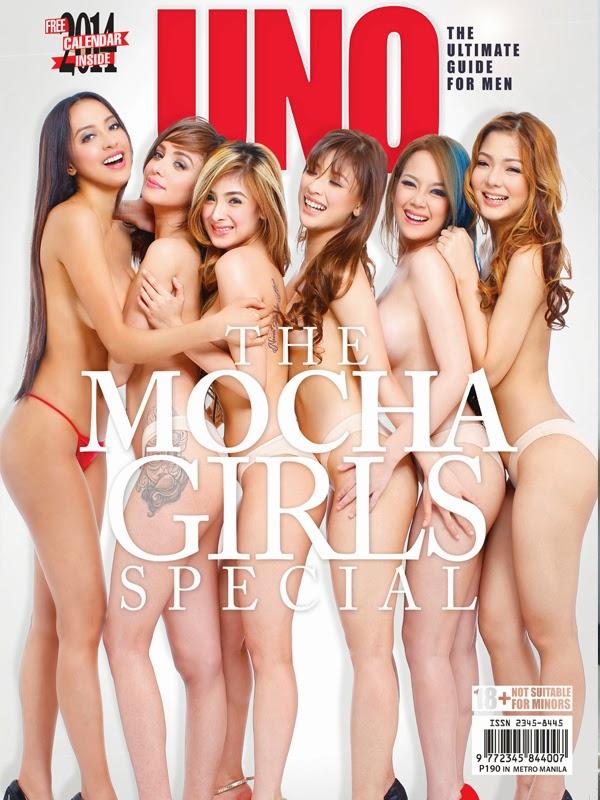 Mocha special uno magazine girls