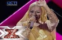 DESY NATALIA - JIKA CINTA ALLAH (Ahmad Dhani) - Best Gala Show 05 - X Factor Indonesia 2015