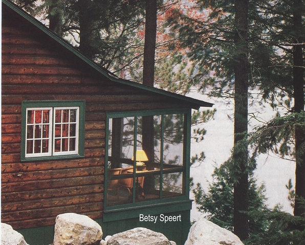 Betsy speert 39 s blog lake sunapee cabin cottage cabin cottage for Cabin and cottage decor