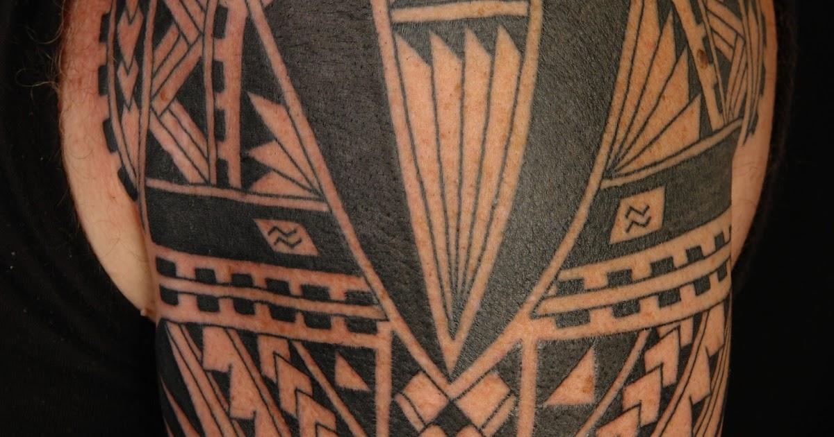 Polynesian Tattoos - Free Tattoo Designs