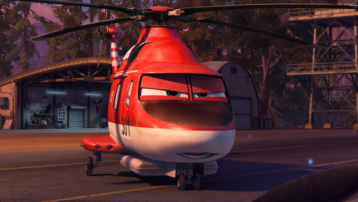 blade ranger planes fire and rescue movie