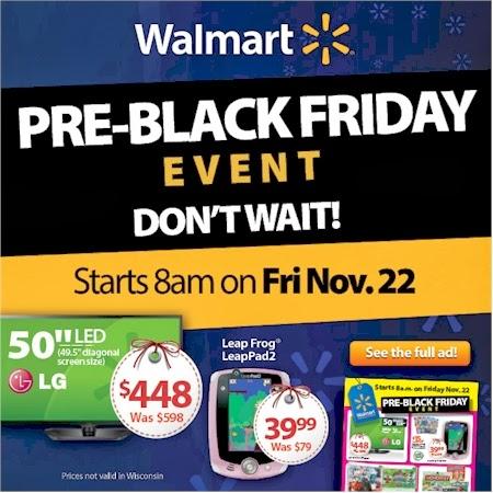 3b04001118d Daily Cheapskate  Walmart PRE-Black Friday deals