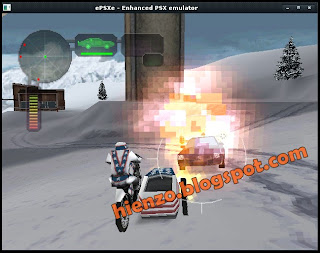 Vigilante 8 2nd Offense PS1 Gameplay