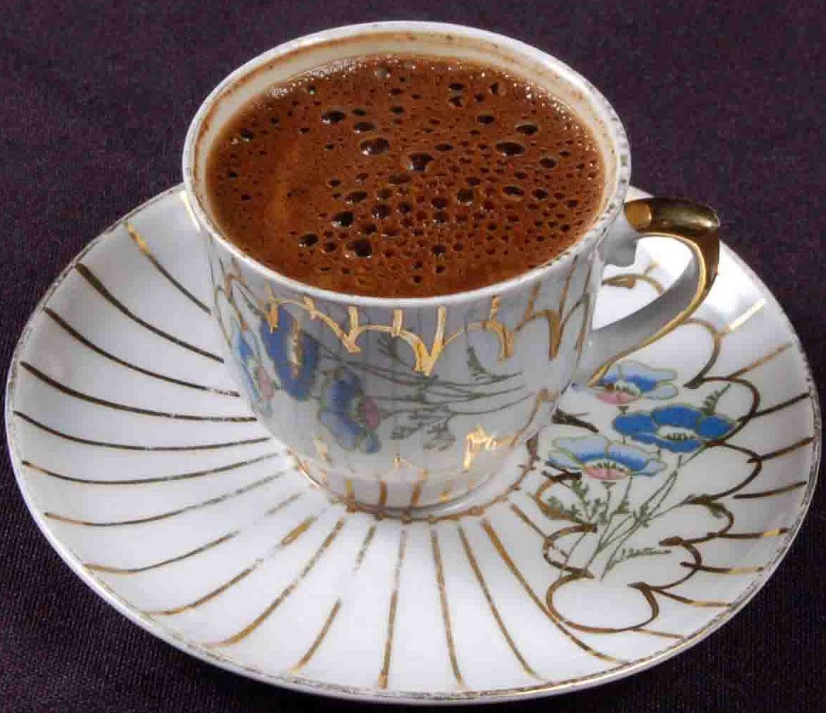 Köpüklü Türk Kahvesi Nasıl Yapılır