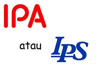 Inilah Tips Memilih IPA atau IPS di SMA !