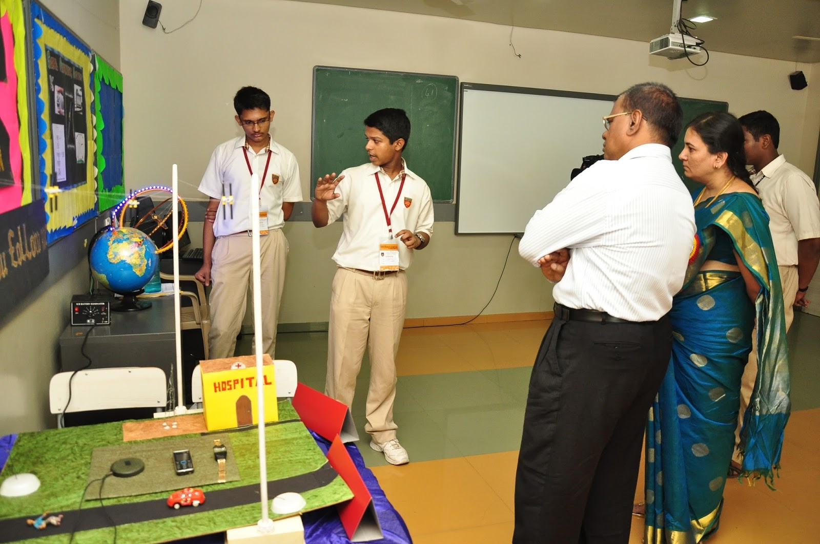 D Exhibition In Chennai : Anna nagar daily regional level cbse science exhibition