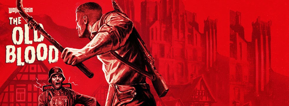 Wolfenstein: The Old Blood - Full Game + KeyGenerator
