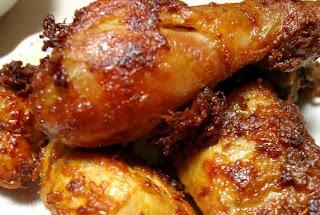 Resep Masakan Indonesia - Resep Ayam Goreng Enak Lezat