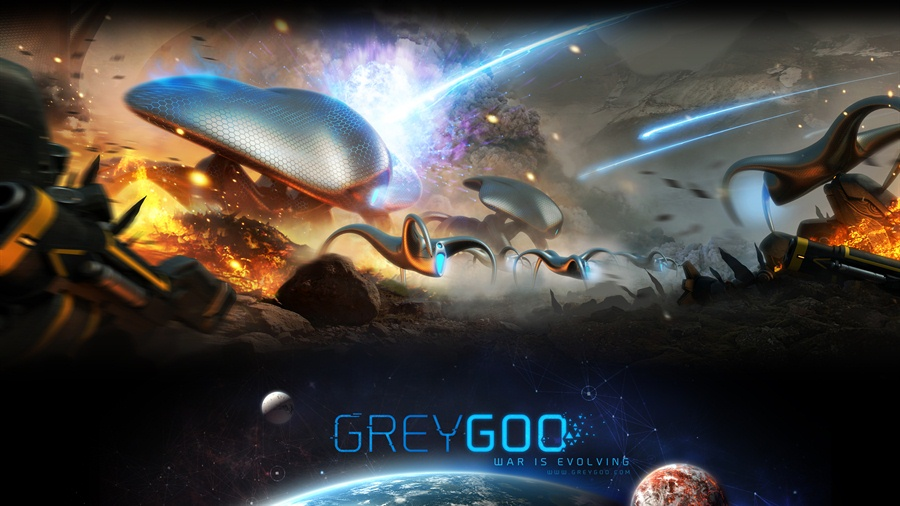 Grey Goo Download Poster