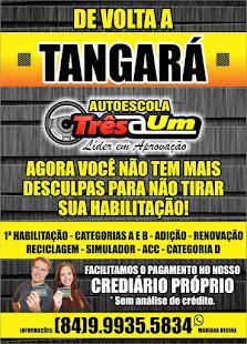 DE VOLTA A TANGARÁ