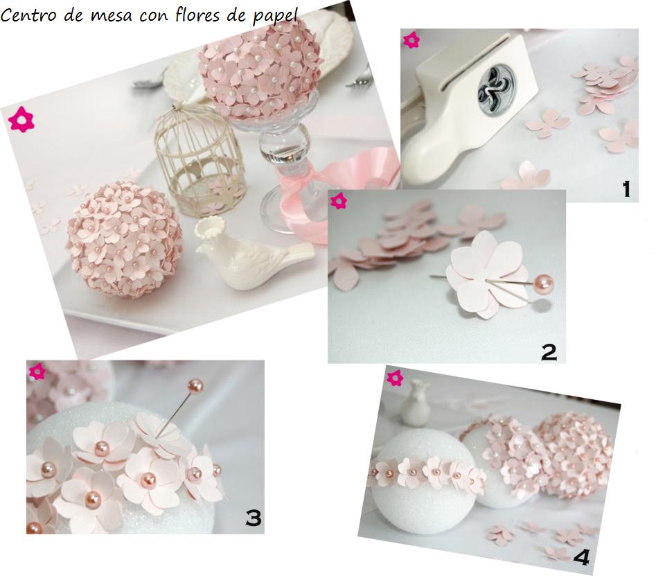 D 39 peck eventos decoraciones como hacer un centro de mesa for Como hacer adornos de mesa
