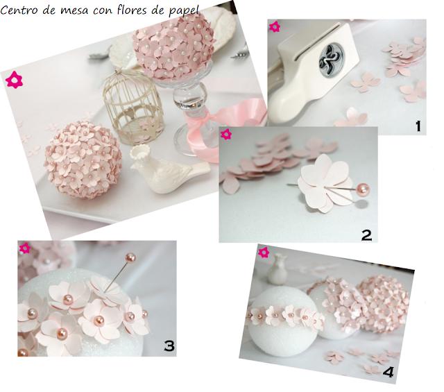 D 39 peck eventos decoraciones como hacer un centro de mesa - Hacer un centro de flores ...