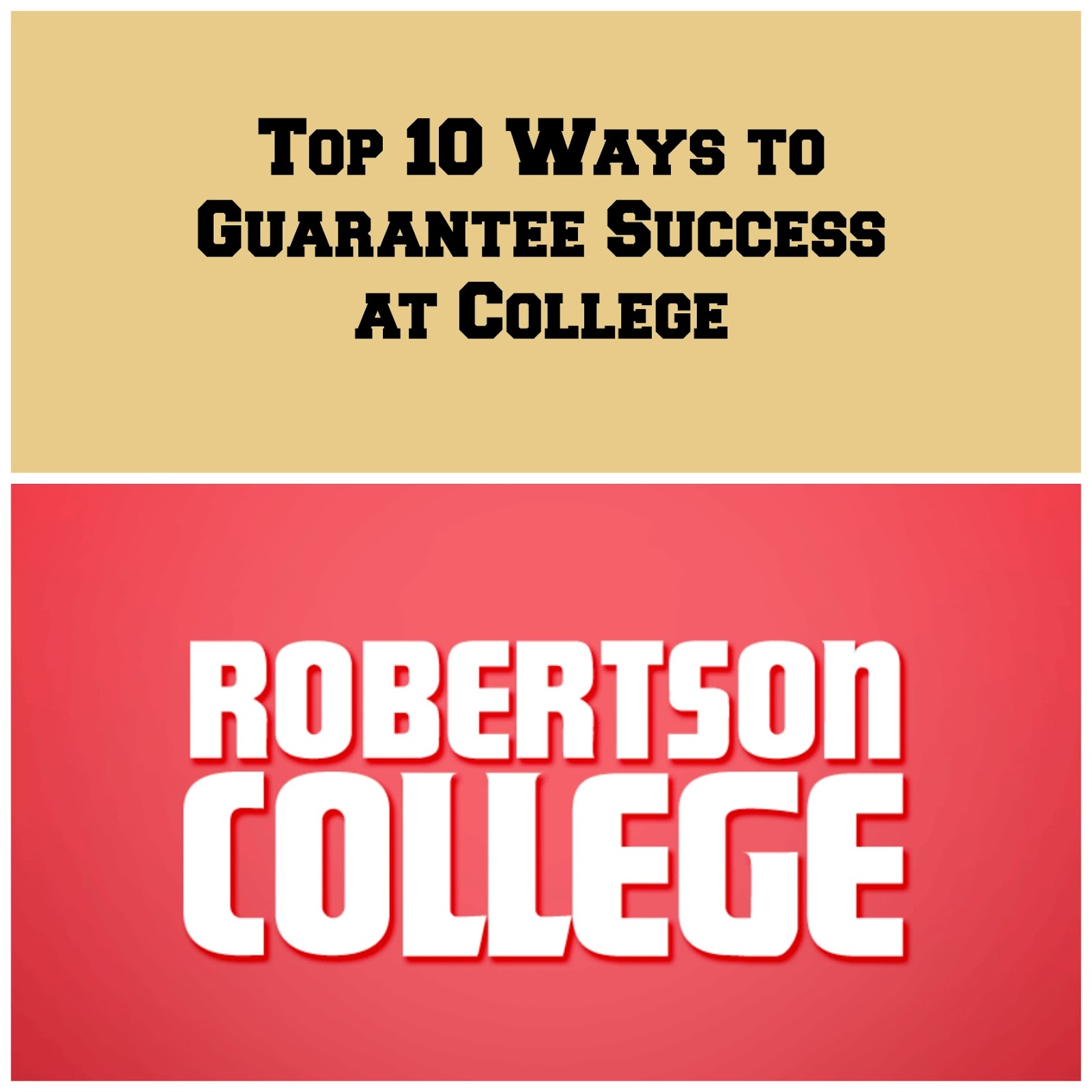 does college guarantee success