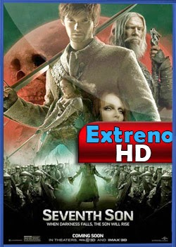 El séptimo hijo 2015 | DVDRip Latino HD Mega