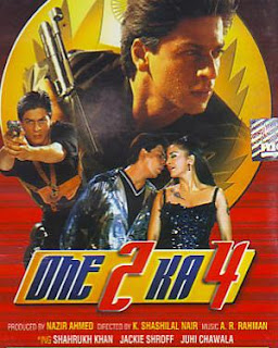 One 2 Ka 4 2001 Hindi Movie