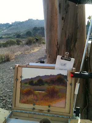 Tip - Marketing: the Plein Air Advantage by Linda Rosso