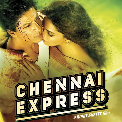 Chennai Express Movie iPad Wallpaper