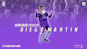 Renovado Diego Martin