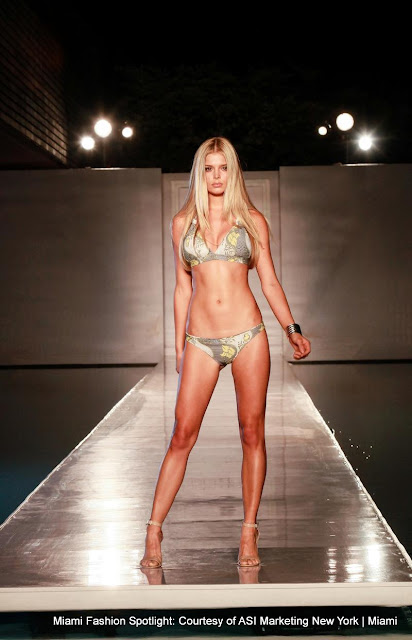 2014 Resort Collection by Sinesia Karol  at Funkshion Swim in Miami Beach