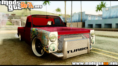 SA - Nissan Junior Tunado