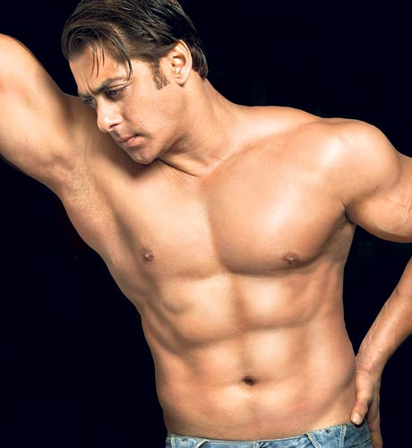 - salman khan 6 abs wallpapers