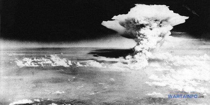 Bencana kecelakaan Nuklir Hiroshima-Nagasaki terbesar terburuk terparah di dunia