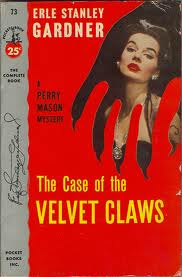 image: THE CASE OF THE VELVET CLAWS: Kids Mystery Reviews