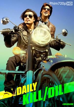 Kill Dil 2014 poster